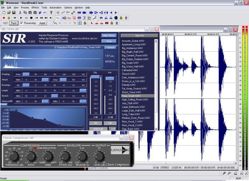 Vorschau Wavosaur audio editor - Bild 4
