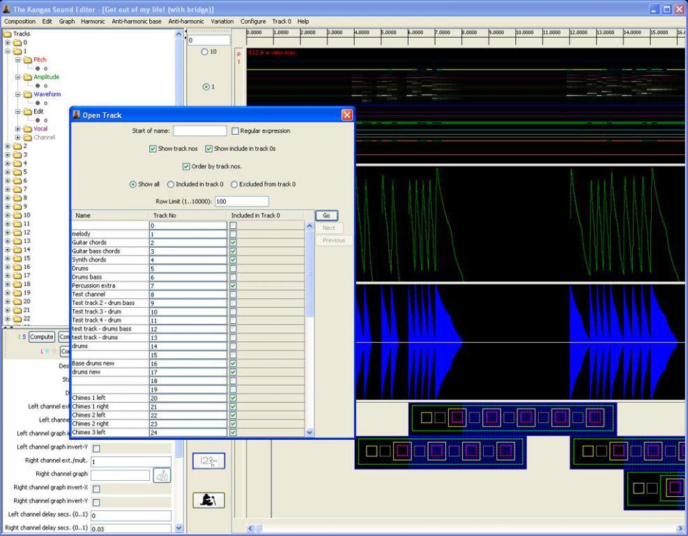 Vorschau Kangas Sound Editor - Bild 4