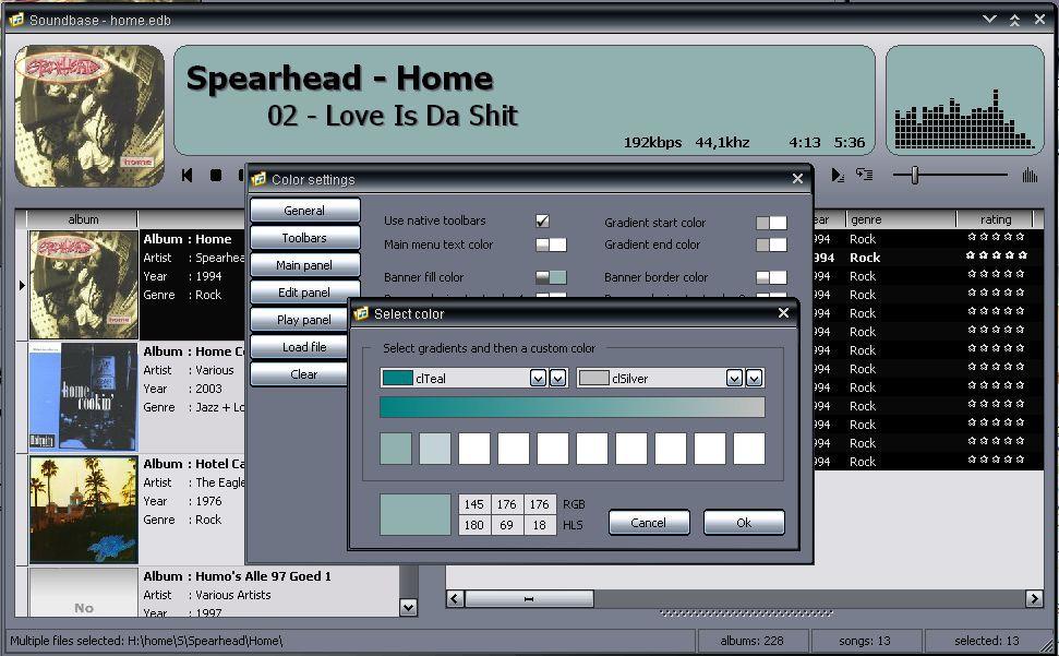 Vorschau Dajukebox vorher mal Soundbase - Bild 4