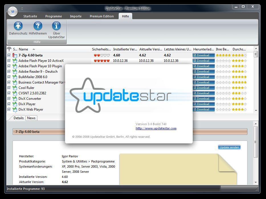 Vorschau UpdateStar - Bild 4