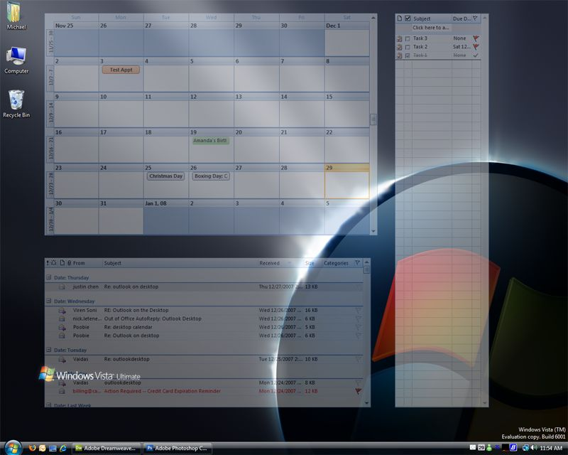 Vorschau Outlook on the Desktop - Bild 4