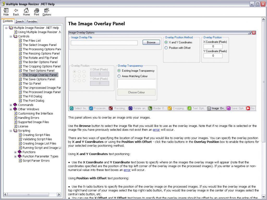 Vorschau Multiple Image Resizer .NET - Bild 4