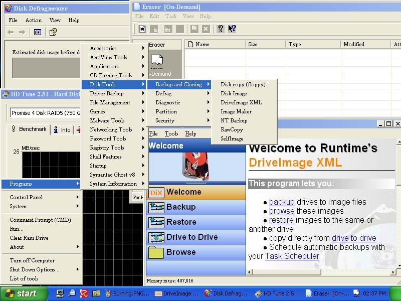 Vorschau Ultimate Boot CD for Windows - Bild 4