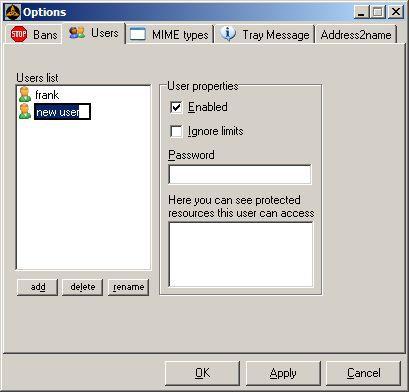 Vorschau HFS - HTTP File Server - Bild 4