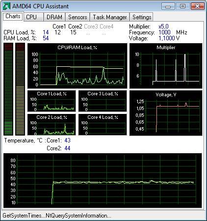 Vorschau AMD64 CPU Assistant - Bild 4