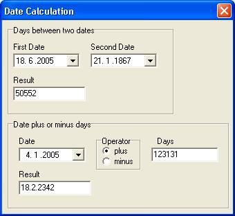 Vorschau Command Line Calculator - Bild 4