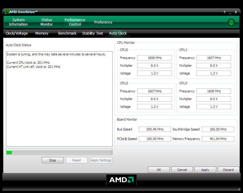 Vorschau AMD OverDrive - Bild 4