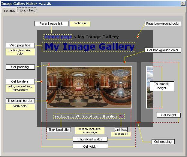 Vorschau Image Gallery Maker - Bild 4