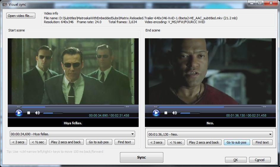 Vorschau Subtitle Edit - Bild 4