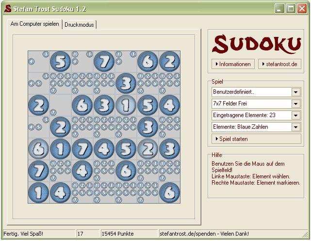 Vorschau Sudoku - Bild 4