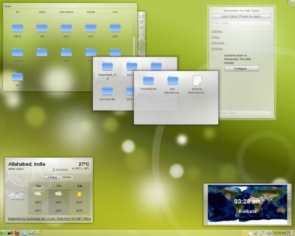 Vorschau openSUSE - Bild 4