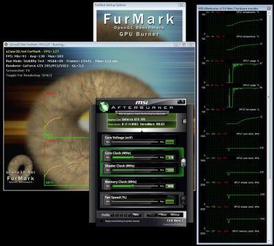 Vorschau FurMark - Bild 4