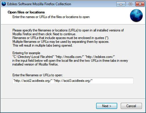 Vorschau Mozilla Firefox Collection - Bild 4