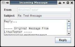 Vorschau EZ Intranet Messenger - Bild 4