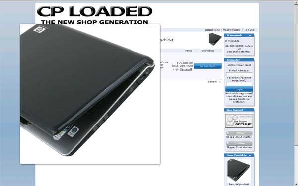 Vorschau CPLoaded Professional Free - Bild 4