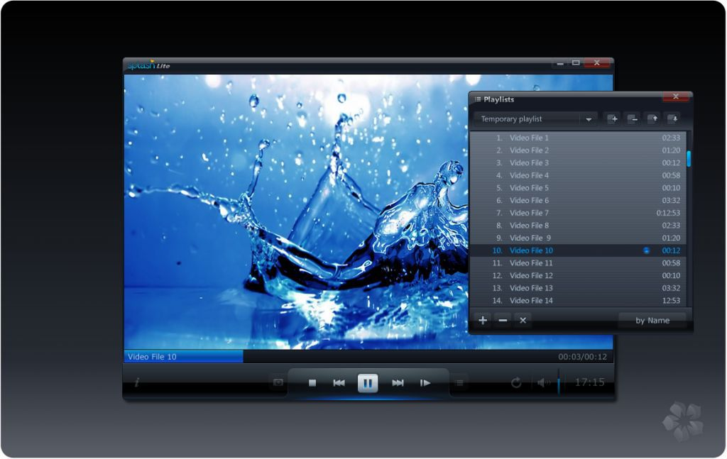Vorschau Splash Lite - HD Video Player - Bild 4