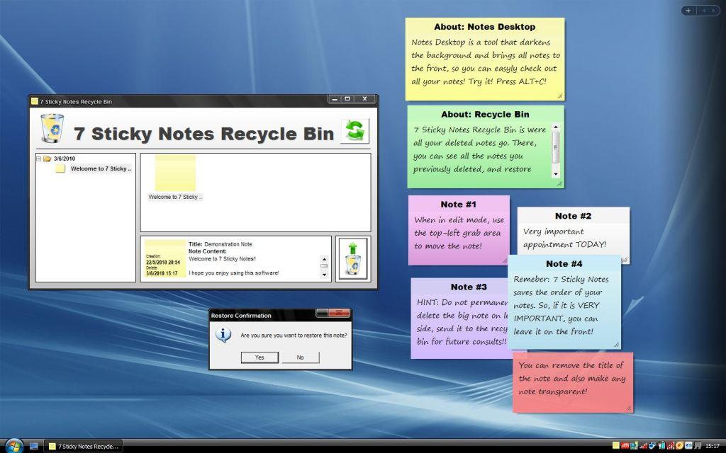 Vorschau 7 Sticky Notes - Bild 4