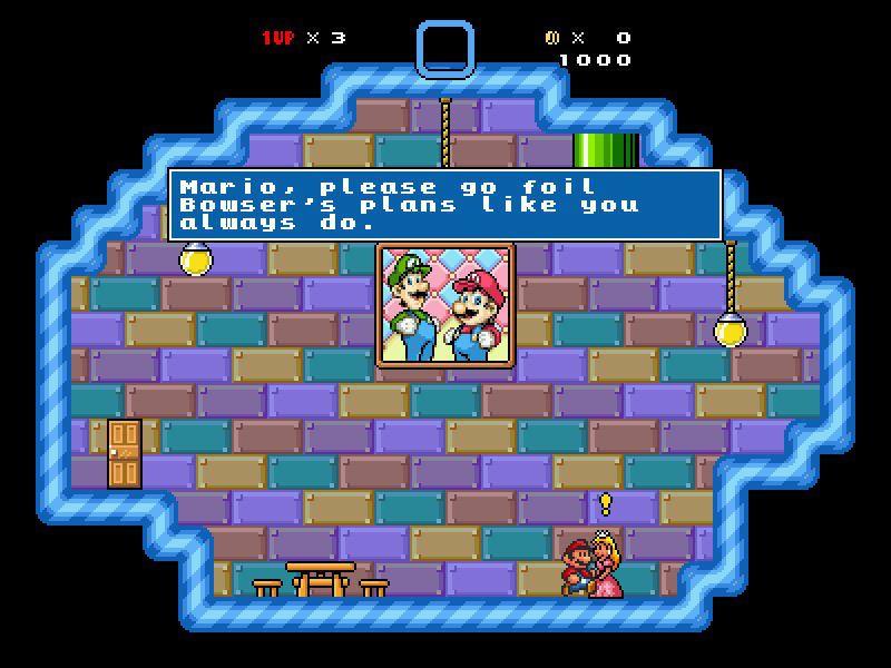 Vorschau Super Mario Bros. X - Bild 4