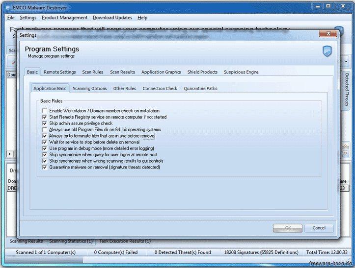 Vorschau EMCO Malware Destroyer - Bild 4