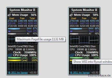Vorschau System Monitor II - Bild 4