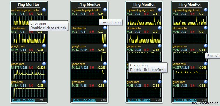 Vorschau Ping Monitor - Bild 4