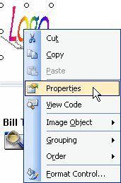 Vorschau Excel Invoice Template - Bild 4