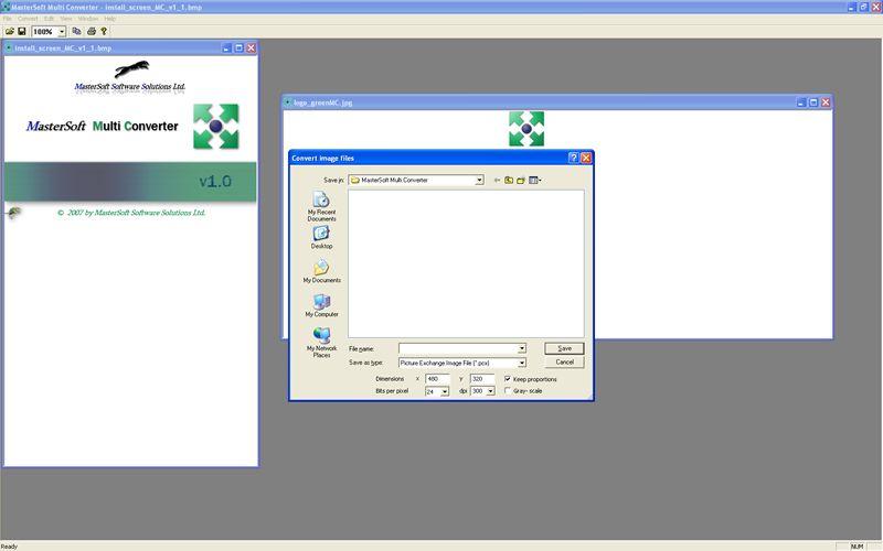 Vorschau MasterSoft Multi Converter - Bild 4