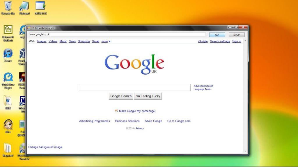 Vorschau Nuke Browser - Bild 4