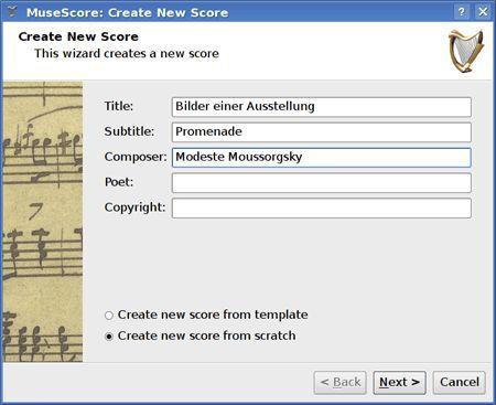 Vorschau MuseScore and Portable - Bild 4
