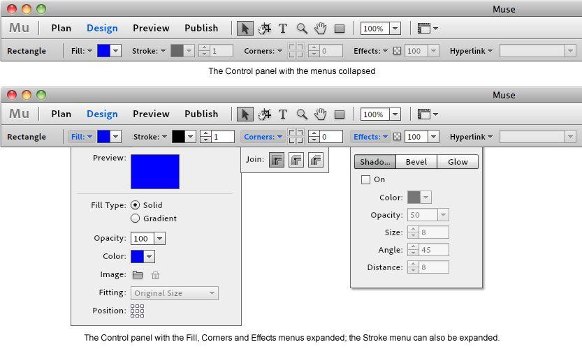 Vorschau Adobe Muse - Bild 4