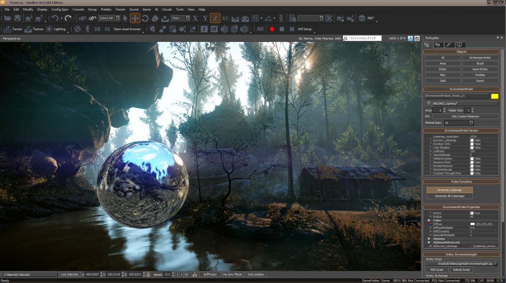 Vorschau CryEngine 3 SDK - Bild 4