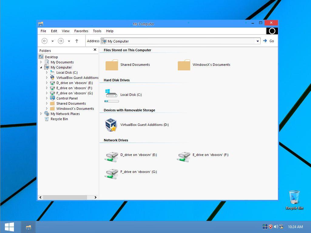 Vorschau Windows 10 Transformation Pack - Bild 4