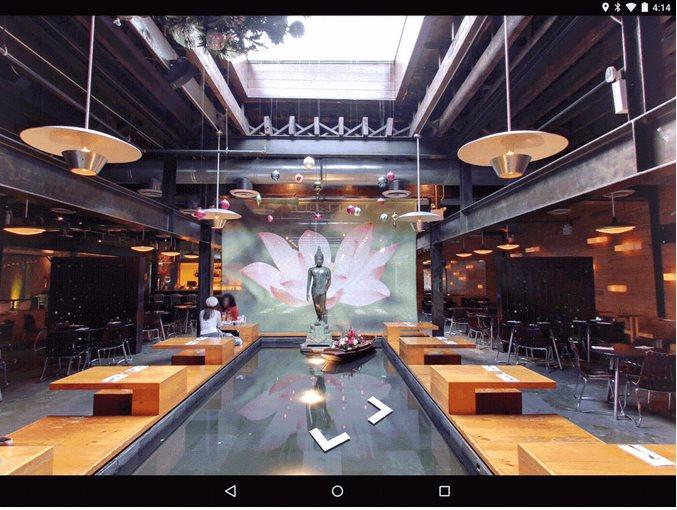 Vorschau Google Maps for Android - Bild 4