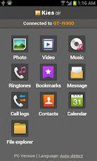 Vorschau Kies air - Android App - Bild 4