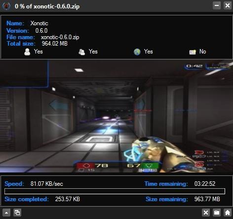 Vorschau Game Downloader - Bild 4