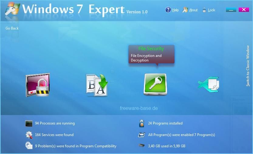 Vorschau Windows 7 Expert - Bild 4