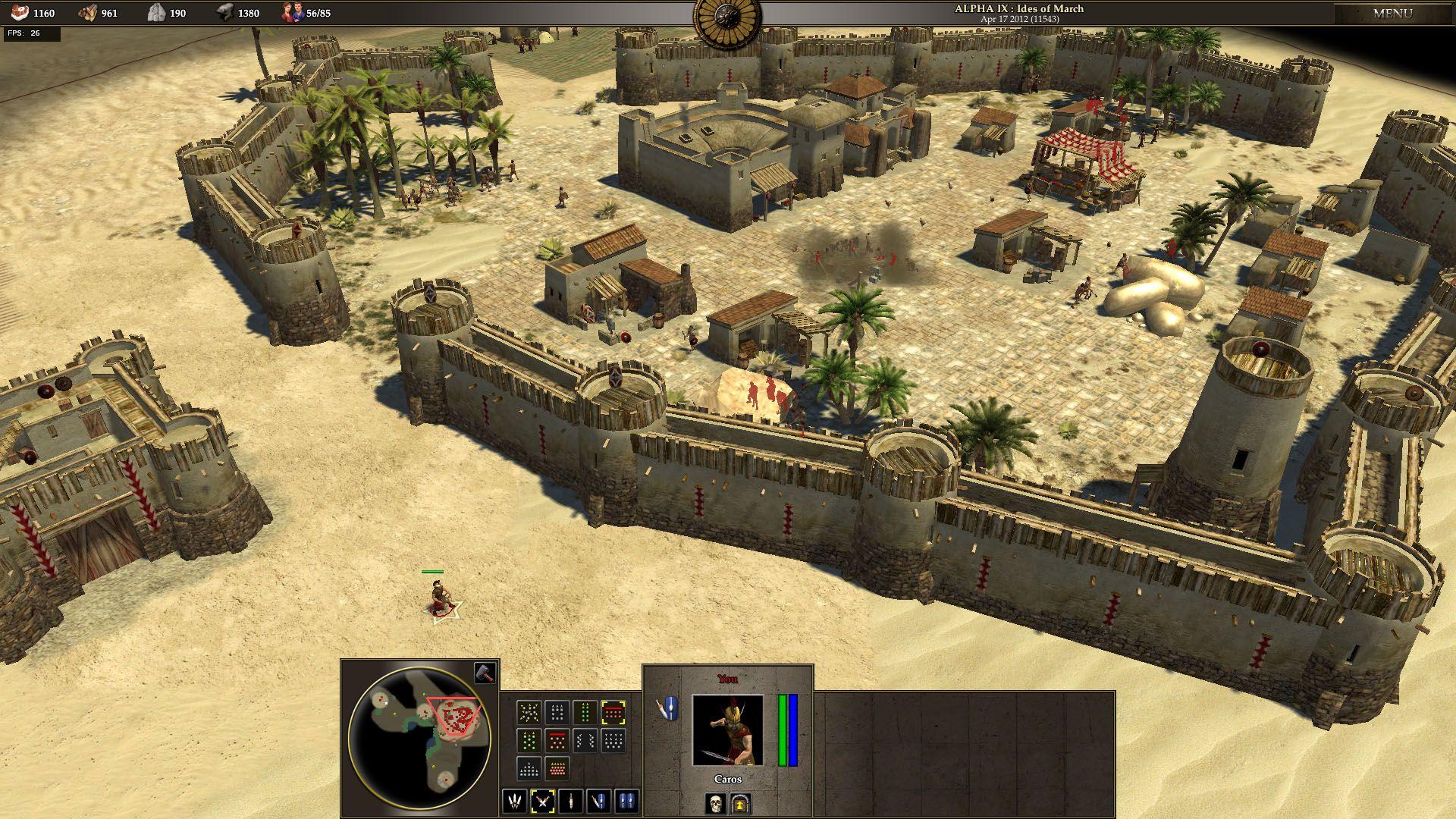 Vorschau 0 A.D. for Mac - Bild 4