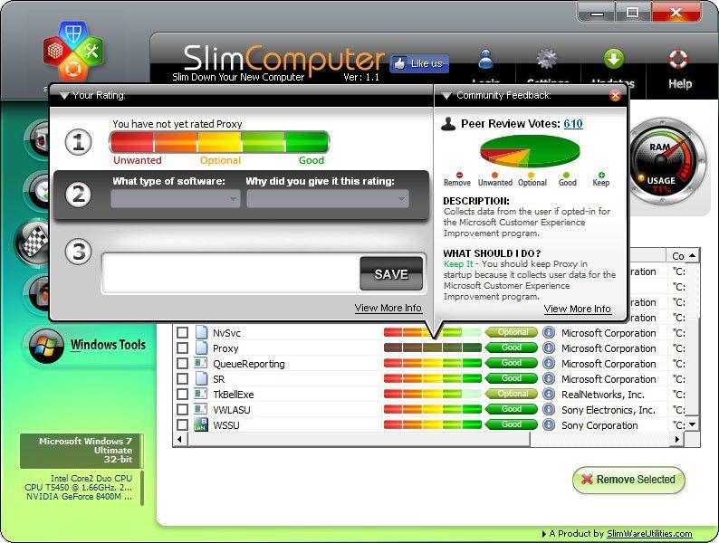 Vorschau SlimComputer Free - Bild 4