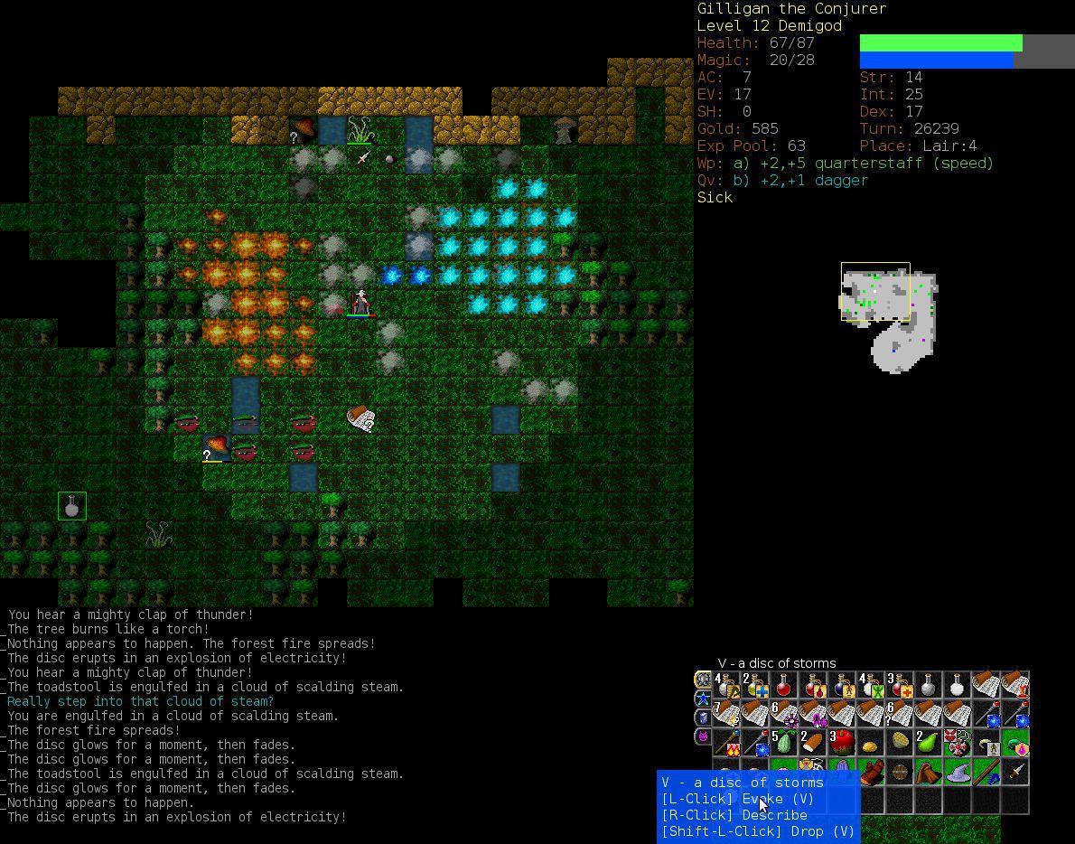 Vorschau Dungeon Crawl Stone Soup - Bild 4