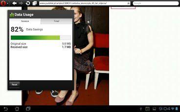 Vorschau Opera for Android - Bild 4