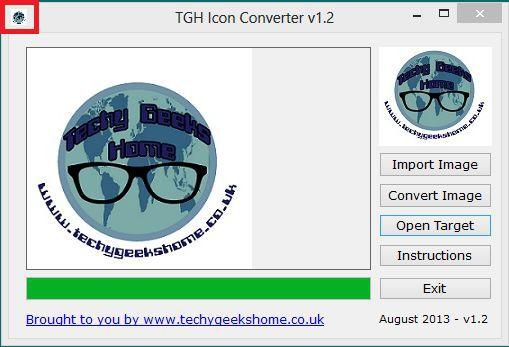 Vorschau TGH Icon Converter - Bild 4