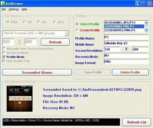 Vorschau AndScreen - Bild 4