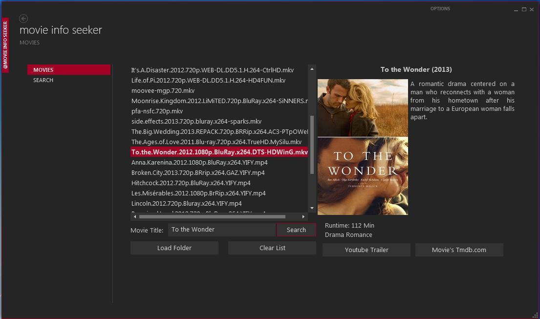 Vorschau Movie Info Seeker - Bild 4