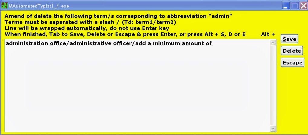 Vorschau Multilingual Automated Typist - Bild 4