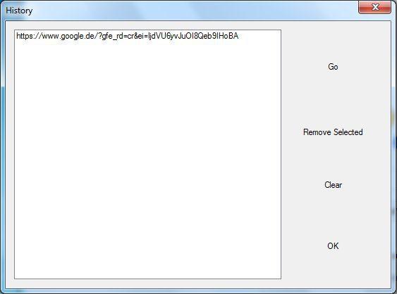 Vorschau Quantum Browser - Bild 4