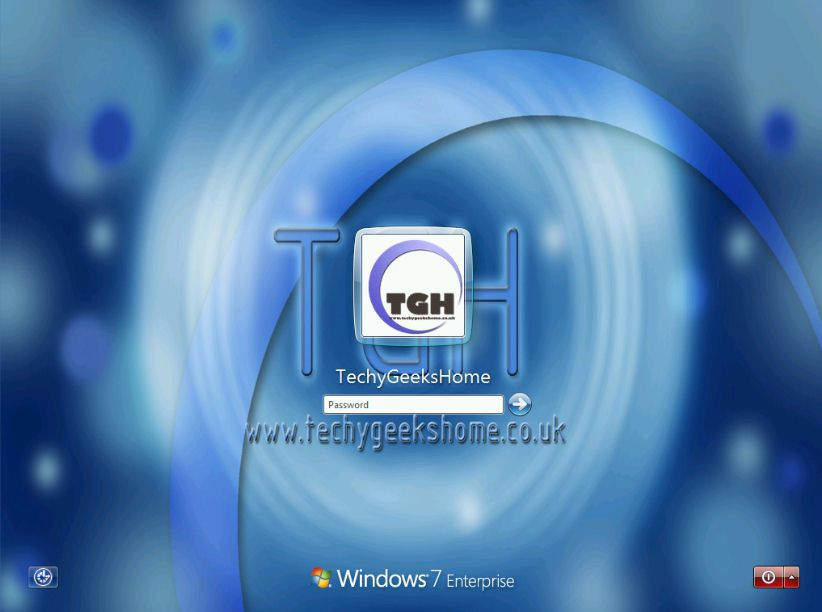 Vorschau Windows 7 Lock Screen Changer - Bild 4