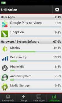 Vorschau Comodo Battery Saver for Android - Bild 4