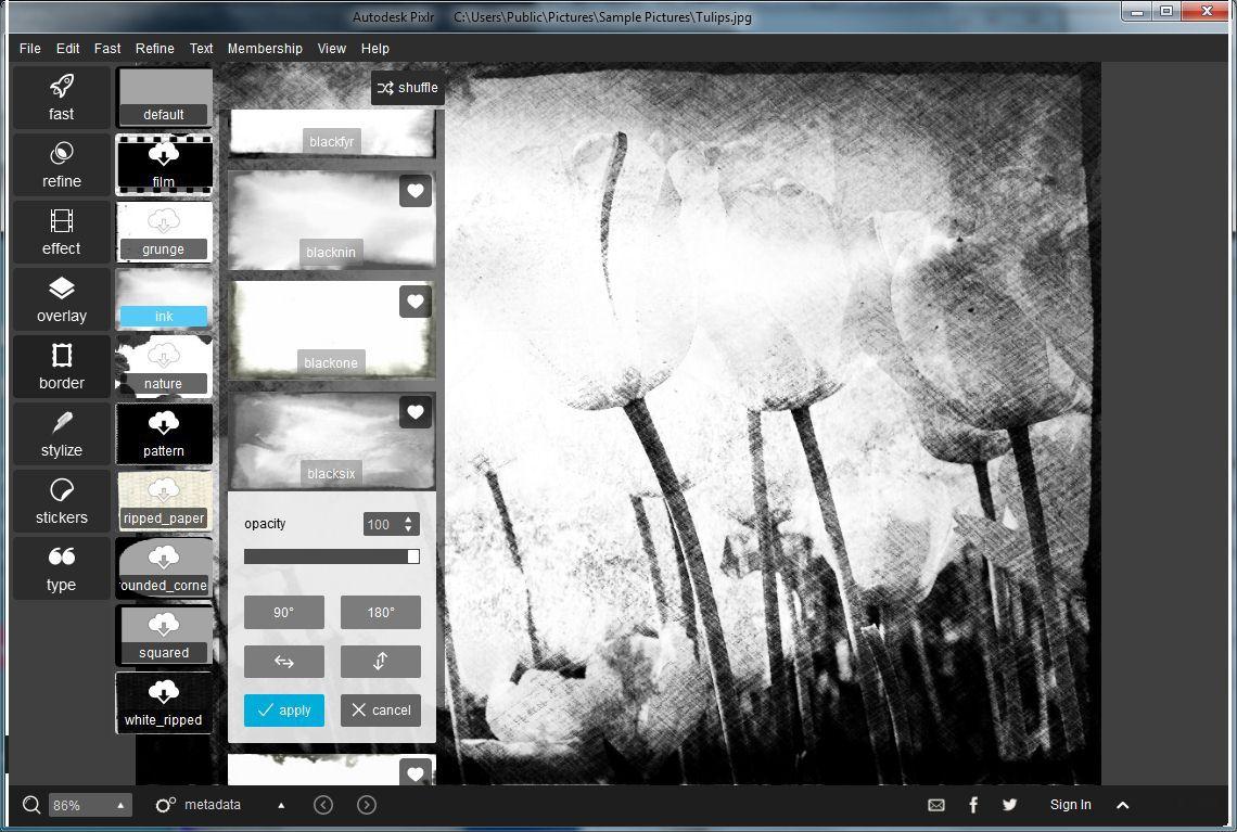 Vorschau Pixlr Essentials Free - Bild 4