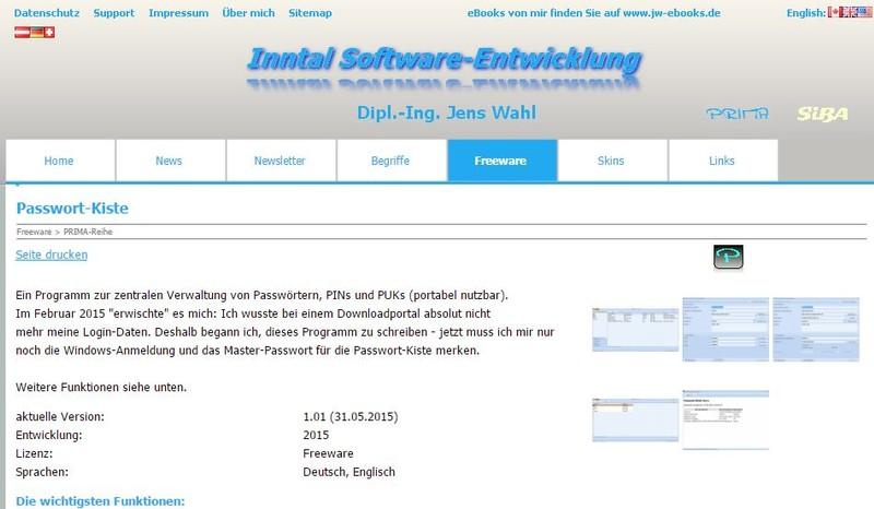 Vorschau Erweiterungen für WebSite X5 - Bild 4