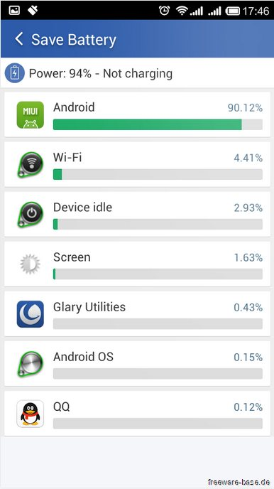 Vorschau Glary Utilities for Android - Bild 4